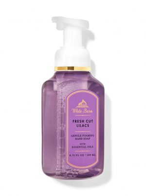 Fresh Cut Lilacs<br>Delikatne mydło do rąk w piance<br>8.75 fl oz / 259 ml