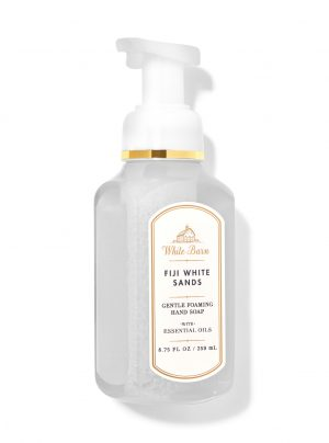 Fiji White Sands<br>Delikatne mydło do rąk w piance<br>8.75 fl oz / 259 ml