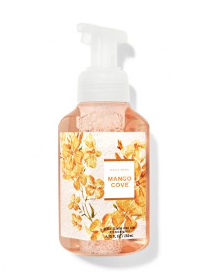 MANGO COVE<br>Delikatne mydło do rąk w piance<br>8.75 fl oz / 259 ml