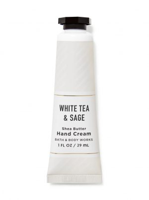 WHITE TEA & SAGE<br>Krem do rąk<br>1 fl oz / 29 ml