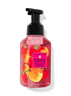 RASPBERRY TANGERINE<br>Delikatne mydło do rąk w piance<br>8.75 fl oz / 259 ml