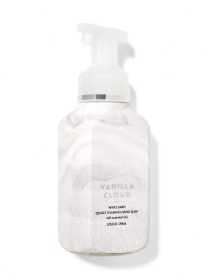 VANILLA CLOUD<br>Delikatne mydło do rąk w piance<br>8.75 fl oz / 259 ml