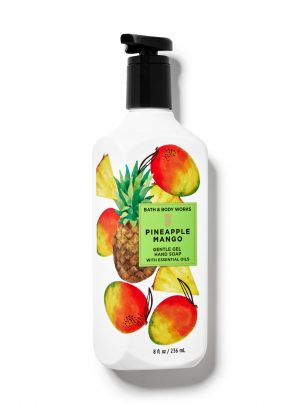 PINEAPPLE MANGO<br>Delikatne mydło do rąk w żelu<br>8 fl oz / 236 ml