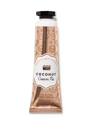 COCONUT CREAM PIE<br>Krem do rąk<br>1 fl oz / 29 ml