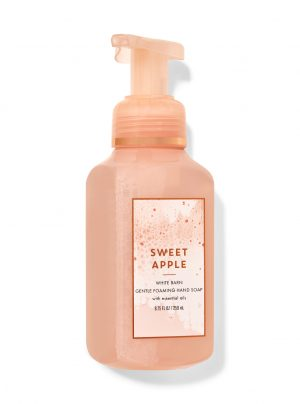 SWEET APPLE<br>Delikatne mydło do rąk w piance<br>8.75 fl oz / 259 ml